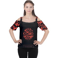 Albums By Twenty One Pilots Stressed Out Women s Cutout Shoulder Tee