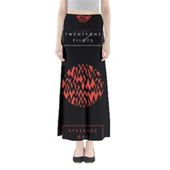 Albums By Twenty One Pilots Stressed Out Maxi Skirts