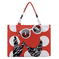 Twenty One Pilots Poster Contest Entry Medium Zipper Tote Bag