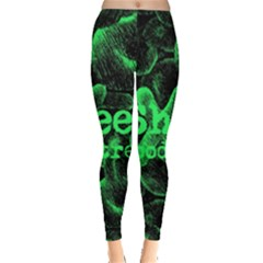 Bloodstream Single Ed Sheeran Leggings