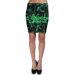 Bloodstream Single Ed Sheeran Bodycon Skirt