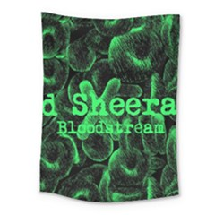 Bloodstream Single Ed Sheeran Medium Tapestry
