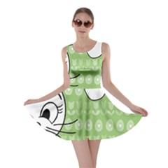 Easter bunny  Skater Dress