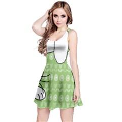 Easter bunny  Reversible Sleeveless Dress