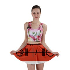 Poster Twenty One Pilots Mini Skirt