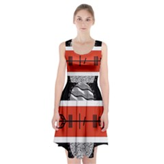Poster Twenty One Pilots Racerback Midi Dress