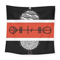 Poster Twenty One Pilots Square Tapestry (large)