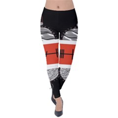 Poster Twenty One Pilots Velvet Leggings