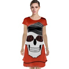 Poster Twenty One Pilots Skull Cap Sleeve Nightdress