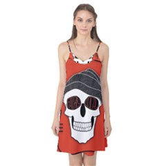 Poster Twenty One Pilots Skull Camis Nightgown