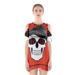 Poster Twenty One Pilots Skull Shoulder Cutout One Piece