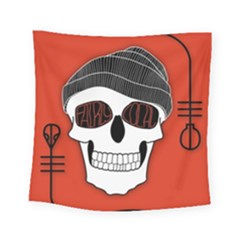 Poster Twenty One Pilots Skull Square Tapestry (Small)