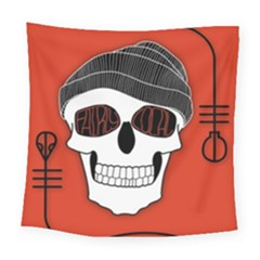 Poster Twenty One Pilots Skull Square Tapestry (large)