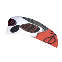 Poster Twenty One Pilots Skull Stretchable Headband