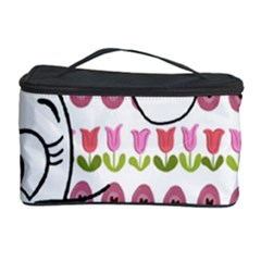 Easter bunny  Cosmetic Storage Case