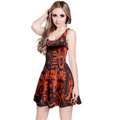 Ed Sheeran Reversible Sleeveless Dress