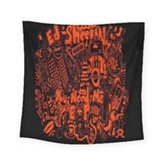 Ed Sheeran Square Tapestry (small)