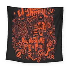 Ed Sheeran Square Tapestry (Large)