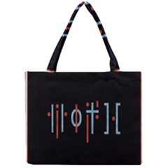 Twenty One Pilots Event Poster Mini Tote Bag
