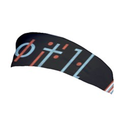 Twenty One Pilots Event Poster Stretchable Headband