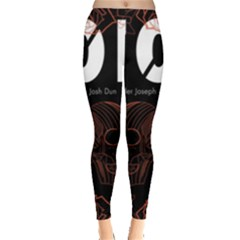 Twenty One Pilots Event Poster Leggings