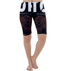 Twenty One Pilots Event Poster Cropped Leggings