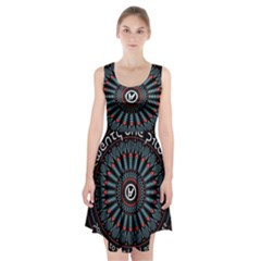 Twenty One Pilots Racerback Midi Dress