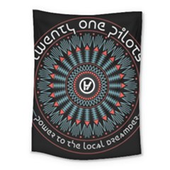 Twenty One Pilots Medium Tapestry