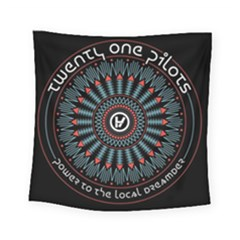 Twenty One Pilots Square Tapestry (Small)
