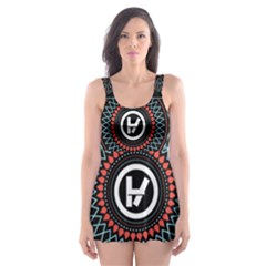 Twenty One Pilots Skater Dress Swimsuit