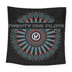 Twenty One Pilots Square Tapestry (large)