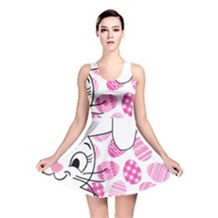 Easter bunny  Reversible Skater Dress
