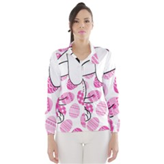Easter bunny  Wind Breaker (Women)