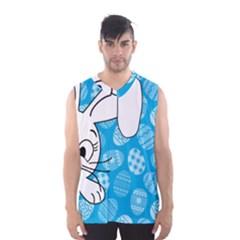 Easter bunny  Men s Basketball Tank Top