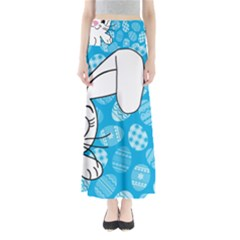 Easter bunny  Maxi Skirts