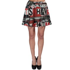 Top Lyrics Twenty One Pilots The Run And Boys Skater Skirt