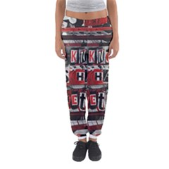 Top Lyrics Twenty One Pilots The Run And Boys Women s Jogger Sweatpants