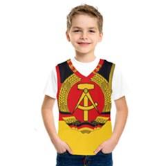 Flag Of East Germany Kids  Sportswear