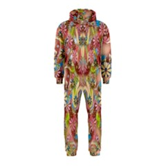Jungle Life And Paradise Apples Hooded Jumpsuit (Kids)