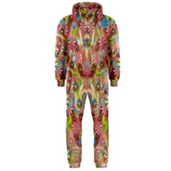 Jungle Life And Paradise Apples Hooded Jumpsuit (Men)