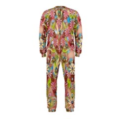 Jungle Life And Paradise Apples OnePiece Jumpsuit (Kids)