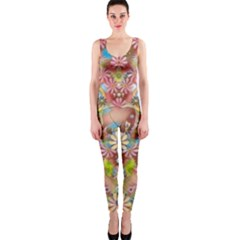 Jungle Life And Paradise Apples OnePiece Catsuit