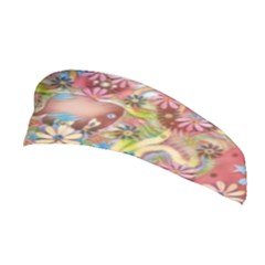 Jungle Life And Paradise Apples Stretchable Headband