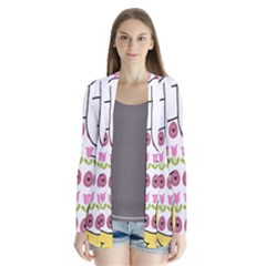 Easter bunny and chick  Cardigans