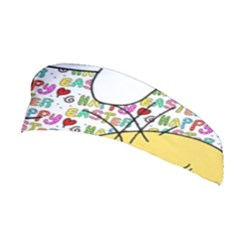 Easter Bunny And Chick  Stretchable Headband