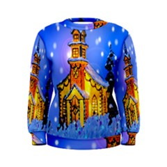 Winter Church Women s Sweatshirt