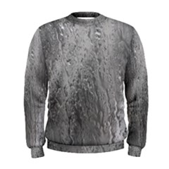 Water Drops Men s Sweatshirt