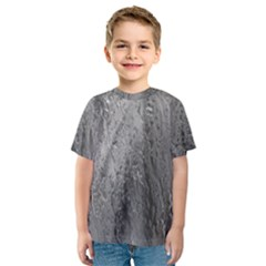 Water Drops Kids  Sport Mesh Tee