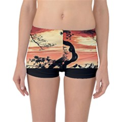 Autumn Song Autumn Spreading Its Wings All Around Reversible Bikini Bottoms