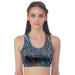 Abstract Background Wallpaper Sports Bra